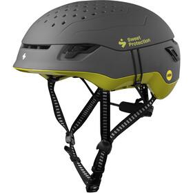 Sweet Protection Ascender MIPS Helmet Men matte bolt gray